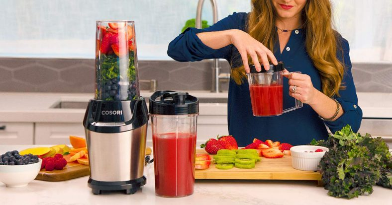 Make Delicious Smoothies with Best Blenders for Ice and Frozen Fruit 2020