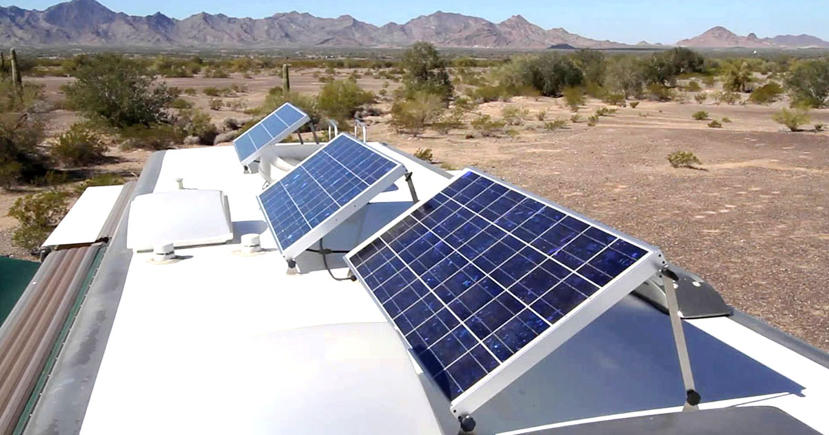 10 Best Marine Solar Panels Review 2019 With Buying Guide
