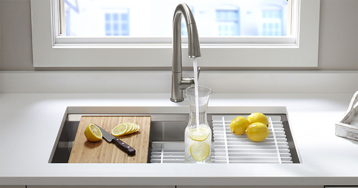 10 Best Pull Out Kitchen Faucets in 2019 Reviews - Guide