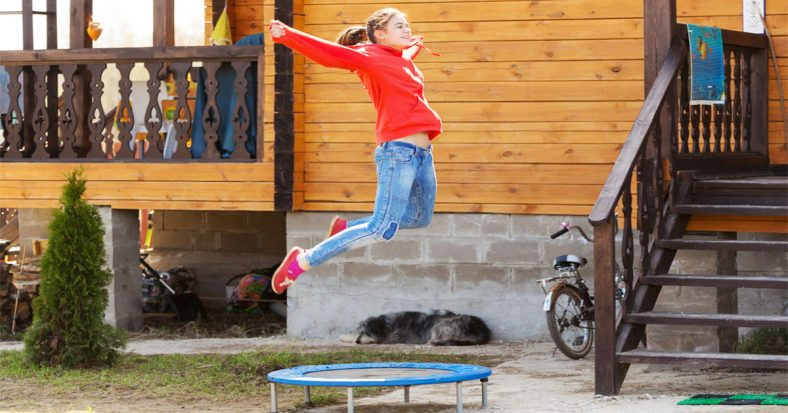 10 Perfect Trampolines for Adults - Have a Safe & Healthy Exercises every Morning