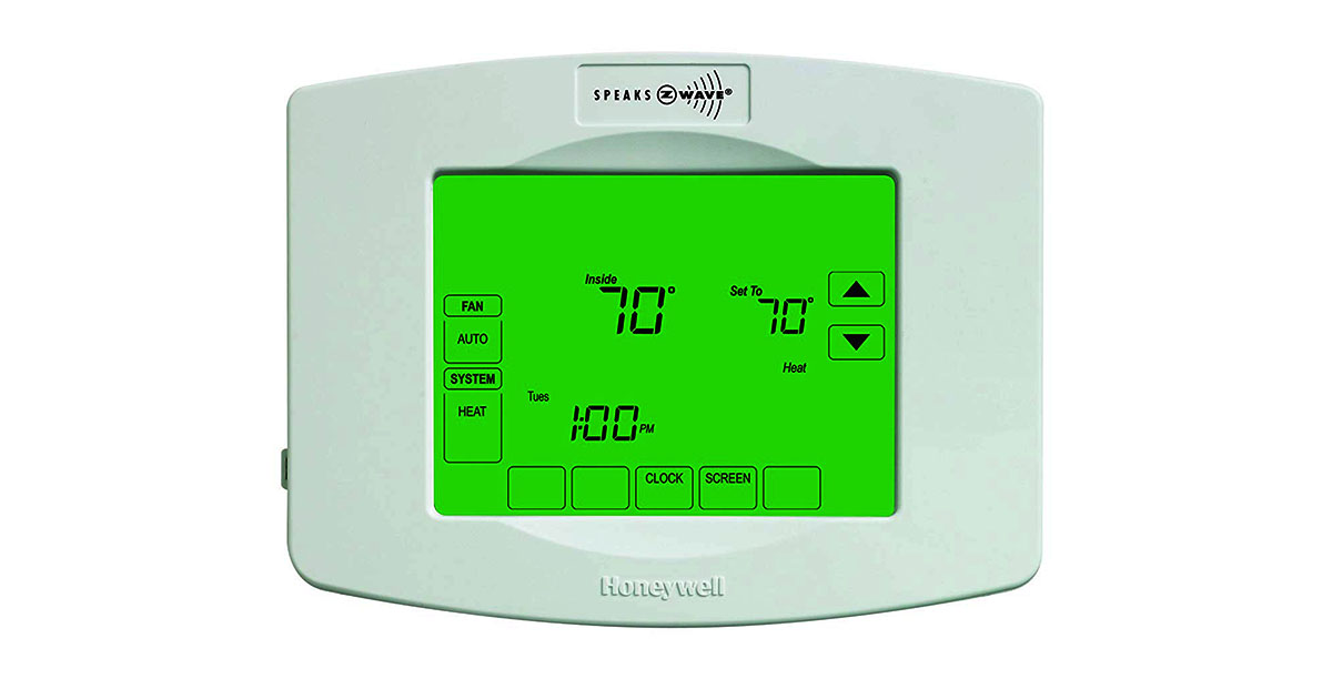 7 Best Z Wave Thermostats 2019 For Your Home