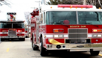 Beaver Dam Fire Department Curbs Fire Caused by a Dehumidifier