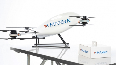 Drone Delivery Service to Tackle Pandemic gets Started in Ireland