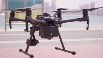 Drone flying is now regulated by a new law in Dubai