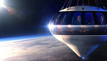 High-Tech Hot-Air Balloons to Fly Passengers to the Edge of Space, Trips will start by early 2021